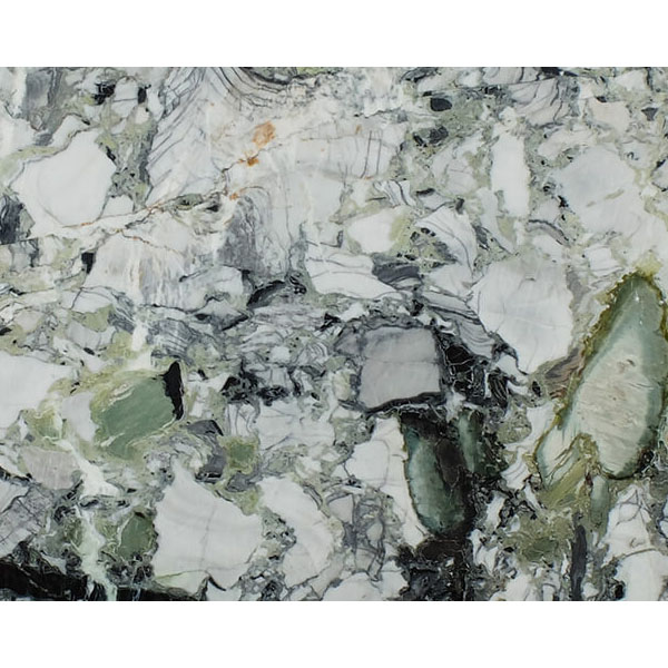 Đá Marble Ice Green
