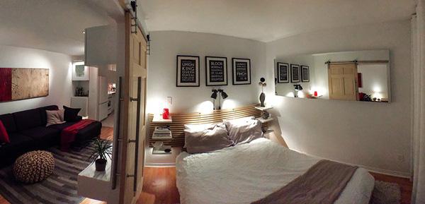 10 mẫu phòng ngủ đẹp dưới 9m2 mà ai cũng mê