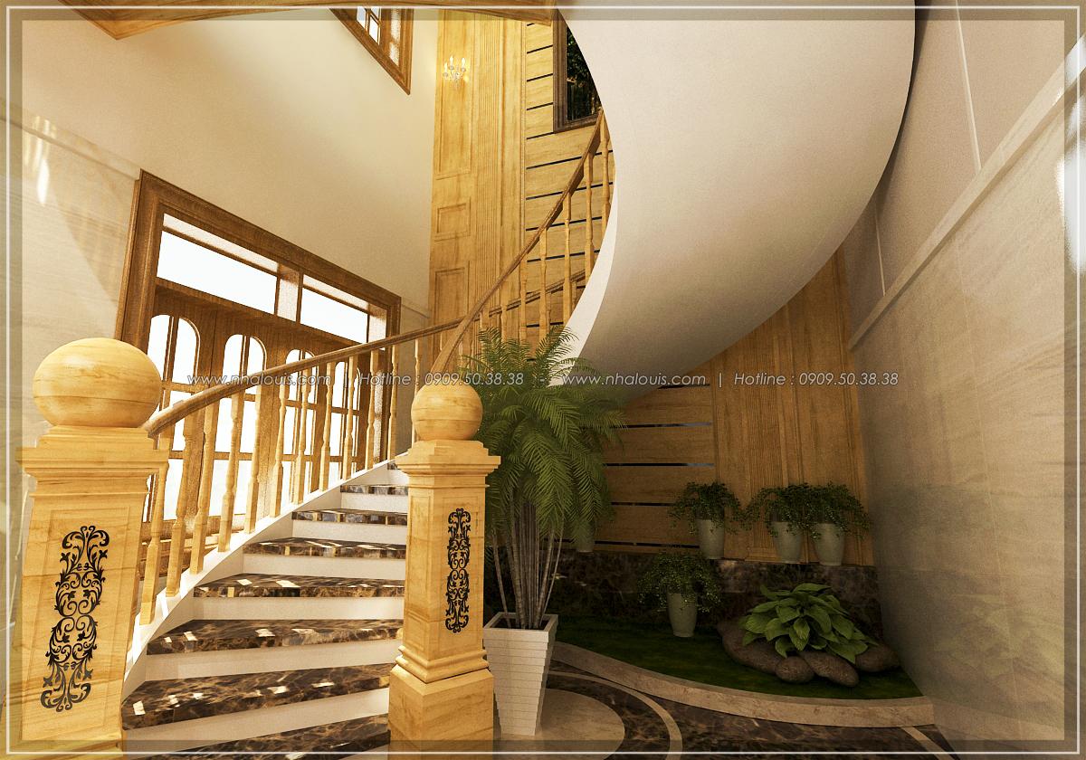 Biệt thự mái ngói phong cách á đông ở Khánh Hòa - 13