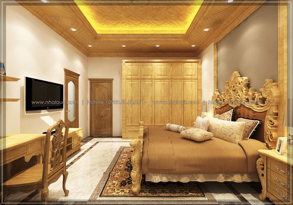 Biệt thự mái ngói phong cách á đông ở Khánh Hòa - 17