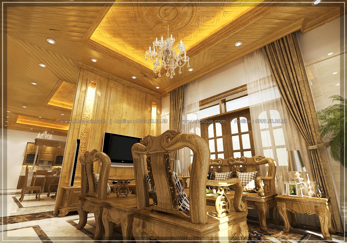 Biệt thự mái ngói phong cách á đông ở Khánh Hòa - 8