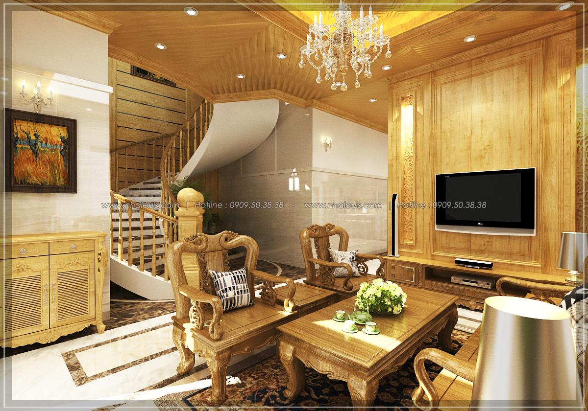 Biệt thự mái ngói phong cách á đông ở Khánh Hòa - 9