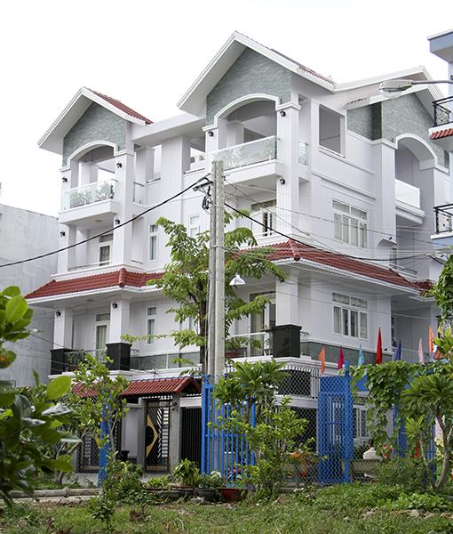 Biệt thự song lập tân cổ điển tại Tân Phú sang trọng - 01