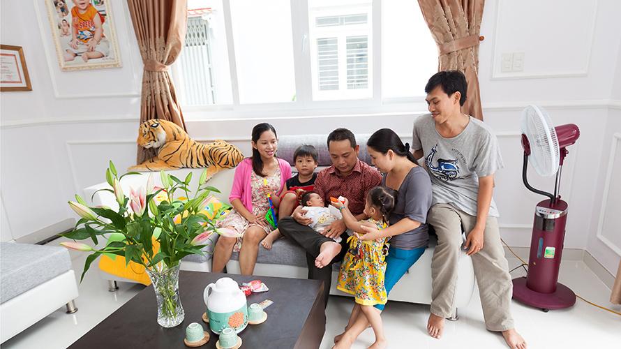 Biệt thự song lập tân cổ điển tại Tân Phú sang trọng - 02