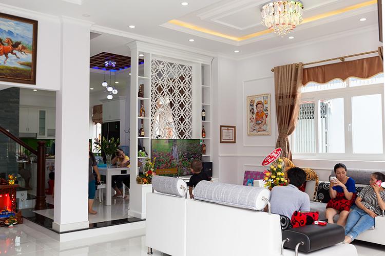 Biệt thự song lập tân cổ điển tại Tân Phú sang trọng - 03