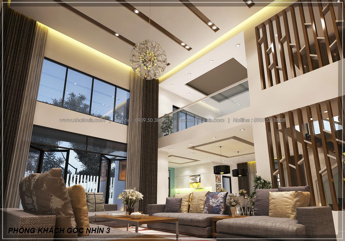 Biệt thự vườn 2 tầng 3 phòng ngủ tại Kiên Giang đẹp hiện đại, tinh tế - 10