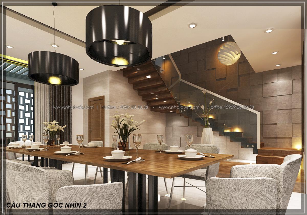 Biệt thự vườn 2 tầng 3 phòng ngủ tại Kiên Giang đẹp hiện đại, tinh tế - 12