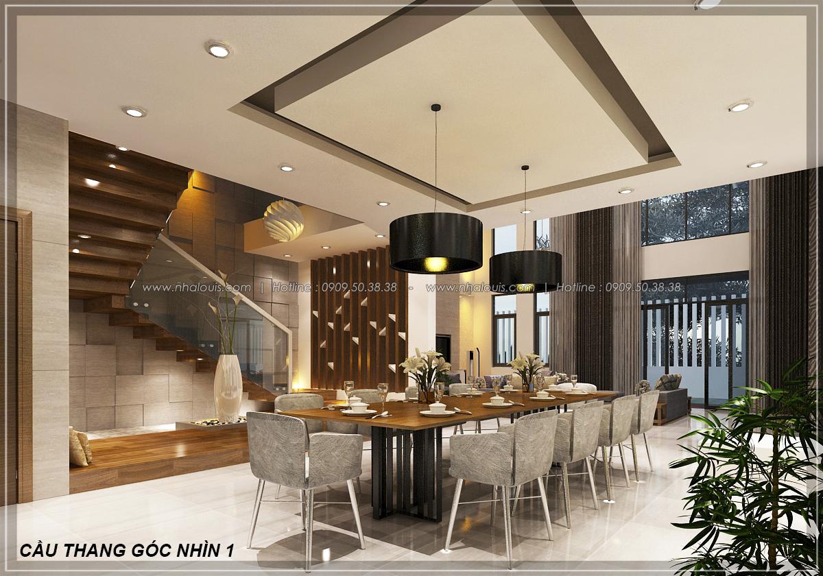 Biệt thự vườn 2 tầng 3 phòng ngủ tại Kiên Giang đẹp hiện đại, tinh tế - 13