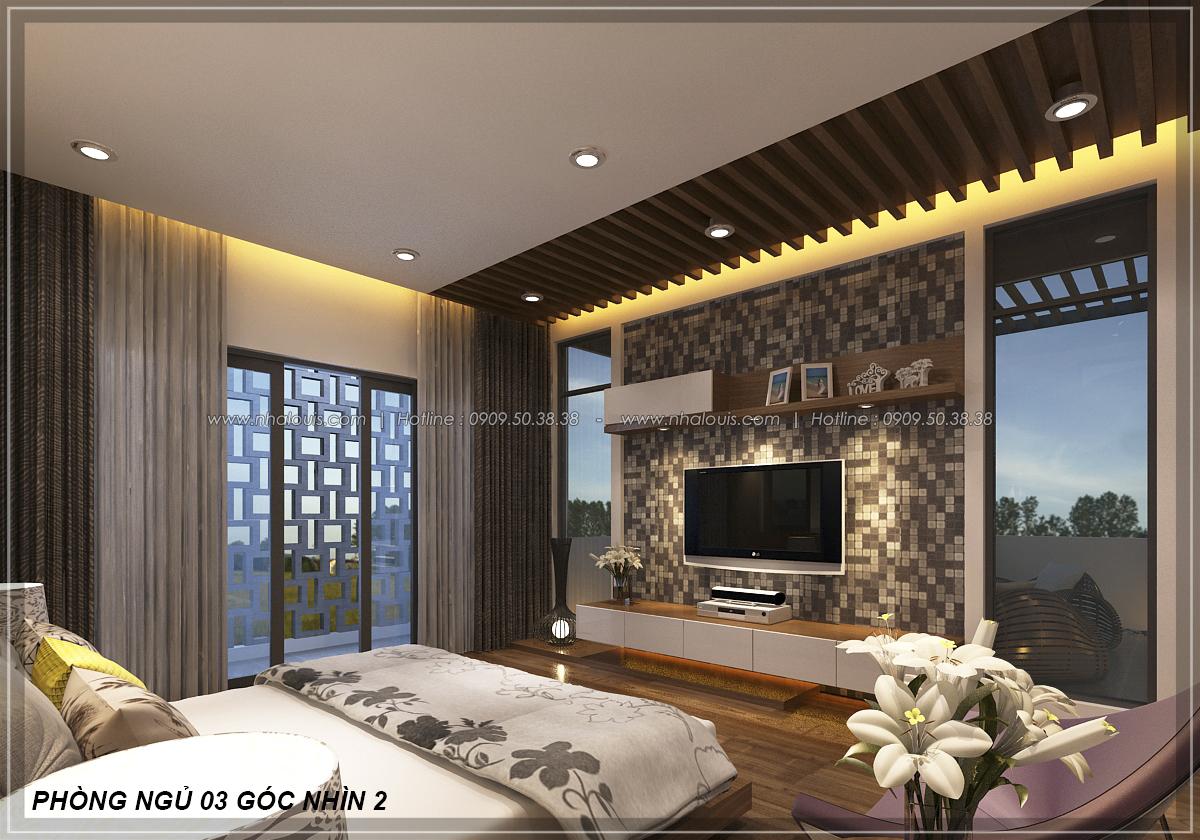 Biệt thự vườn 2 tầng 3 phòng ngủ tại Kiên Giang đẹp hiện đại, tinh tế - 14