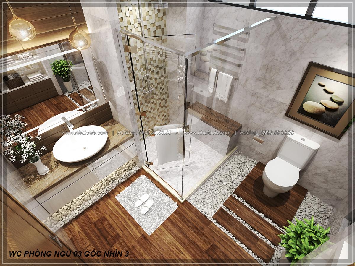 Biệt thự vườn 2 tầng 3 phòng ngủ tại Kiên Giang đẹp hiện đại, tinh tế - 24