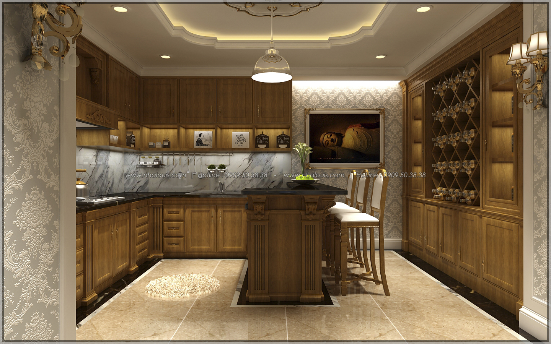 Đẳng cấp thiết kế penthouses với nội thất cực chất anh Kim quận Tân Bình - 27