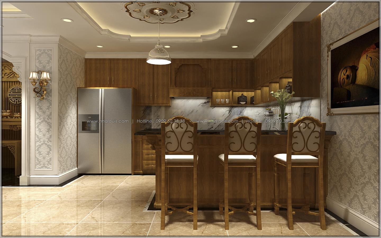 Đẳng cấp thiết kế penthouses với nội thất cực chất anh Kim quận Tân Bình - 28