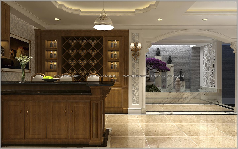 Đẳng cấp thiết kế penthouse với nội thất cực chất anh Kim quận Tân Bình - 29
