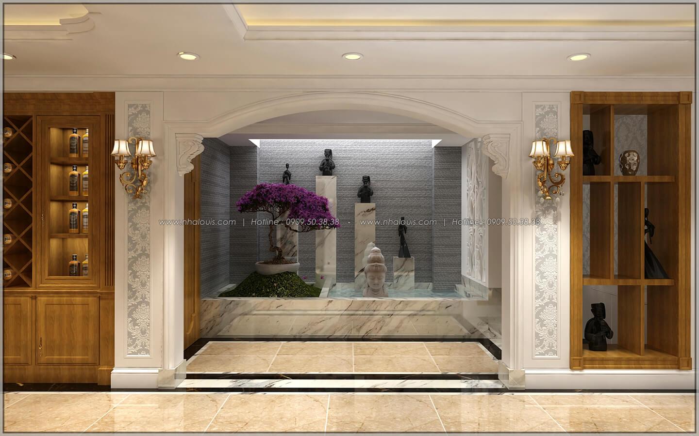Tiểu cảnh thiết kế penthouses với nội thất cực chất anh Kim quận Tân Bình - 30