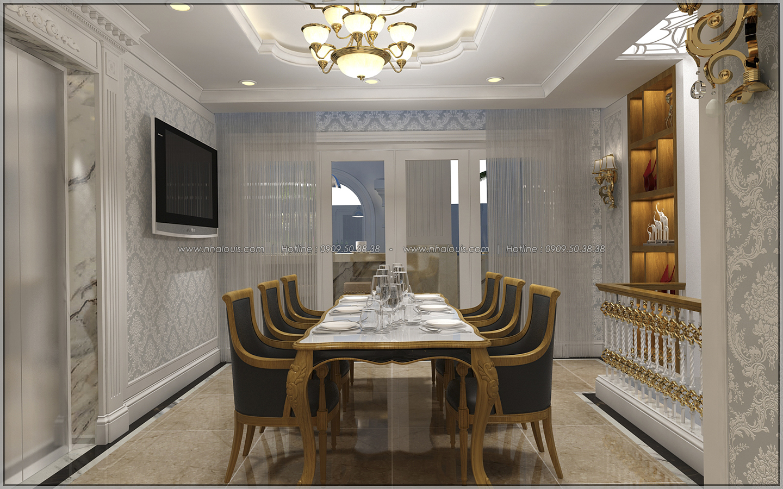 Đẳng cấp thiết kế penthouse với nội thất cực chất anh Kim quận Tân Bình - 32