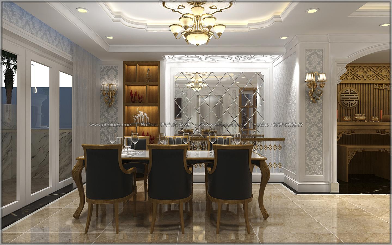 Đẳng cấp thiết kế penthouses với nội thất cực chất anh Kim quận Tân Bình - 34