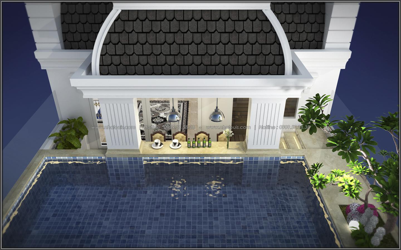 Đẳng cấp thiết kế penthouses với nội thất cực chất anh Kim quận Tân Bình - 35