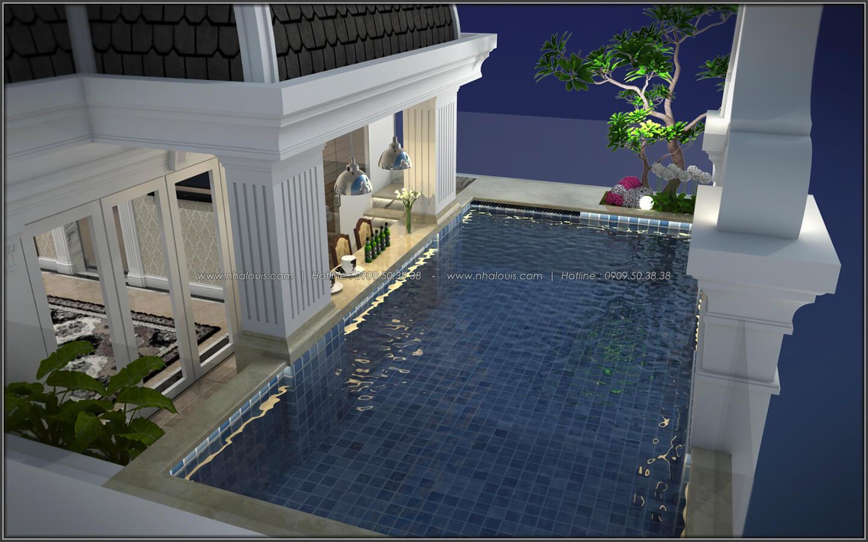 Hồ bơi thiết kế penthouses với nội thất cực chất anh Kim quận Tân Bình - 36