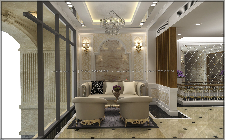 Đẳng cấp thiết kế penthouse với nội thất cực chất anh Kim quận Tân Bình - 6