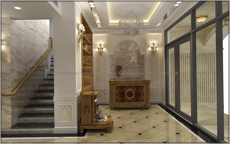 Đẳng cấp thiết kế penthouses với nội thất cực chất anh Kim quận Tân Bình - 7