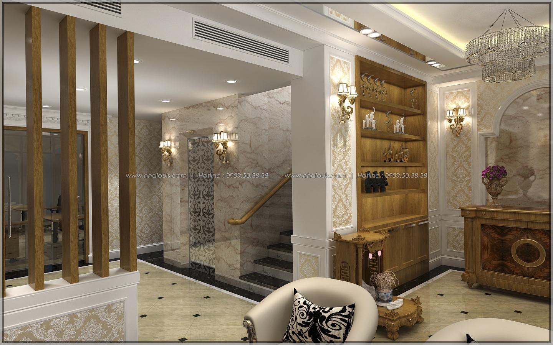 Đẳng cấp thiết kế penthouse với nội thất cực chất anh Kim quận Tân Bình - 8