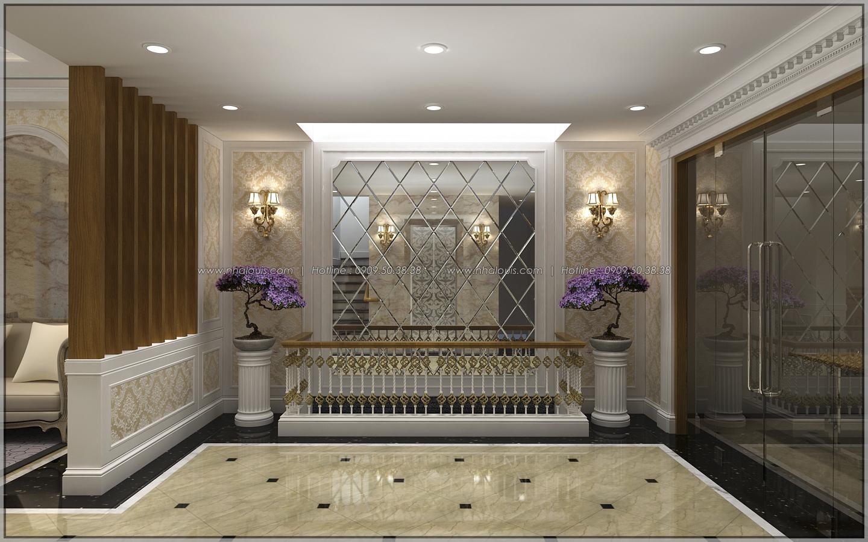 Đẳng cấp thiết kế penthouse với nội thất cực chất anh Kim quận Tân Bình - 9