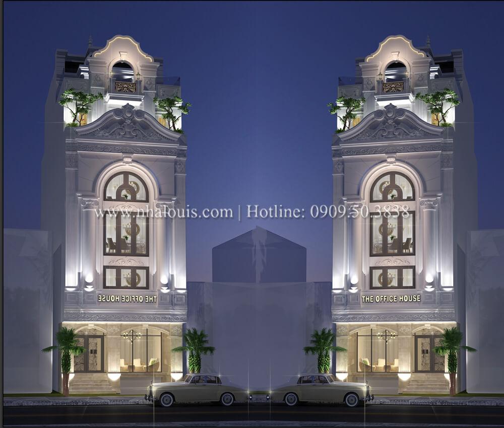 Đẳng cấp thiết kế penthouses với nội thất cực chất tại quận Tân Bình