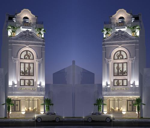 Đẳng cấp thiết kế penthouse với nội thất cực chất anh Kim quận Tân Bình