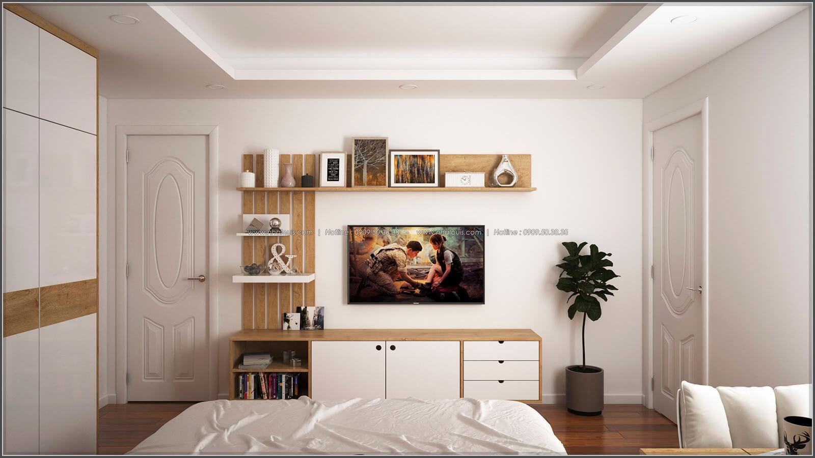 Phòng ngủ thiết kế phòng trọ 15m2 tại Quận Bình Thạnh - 12
