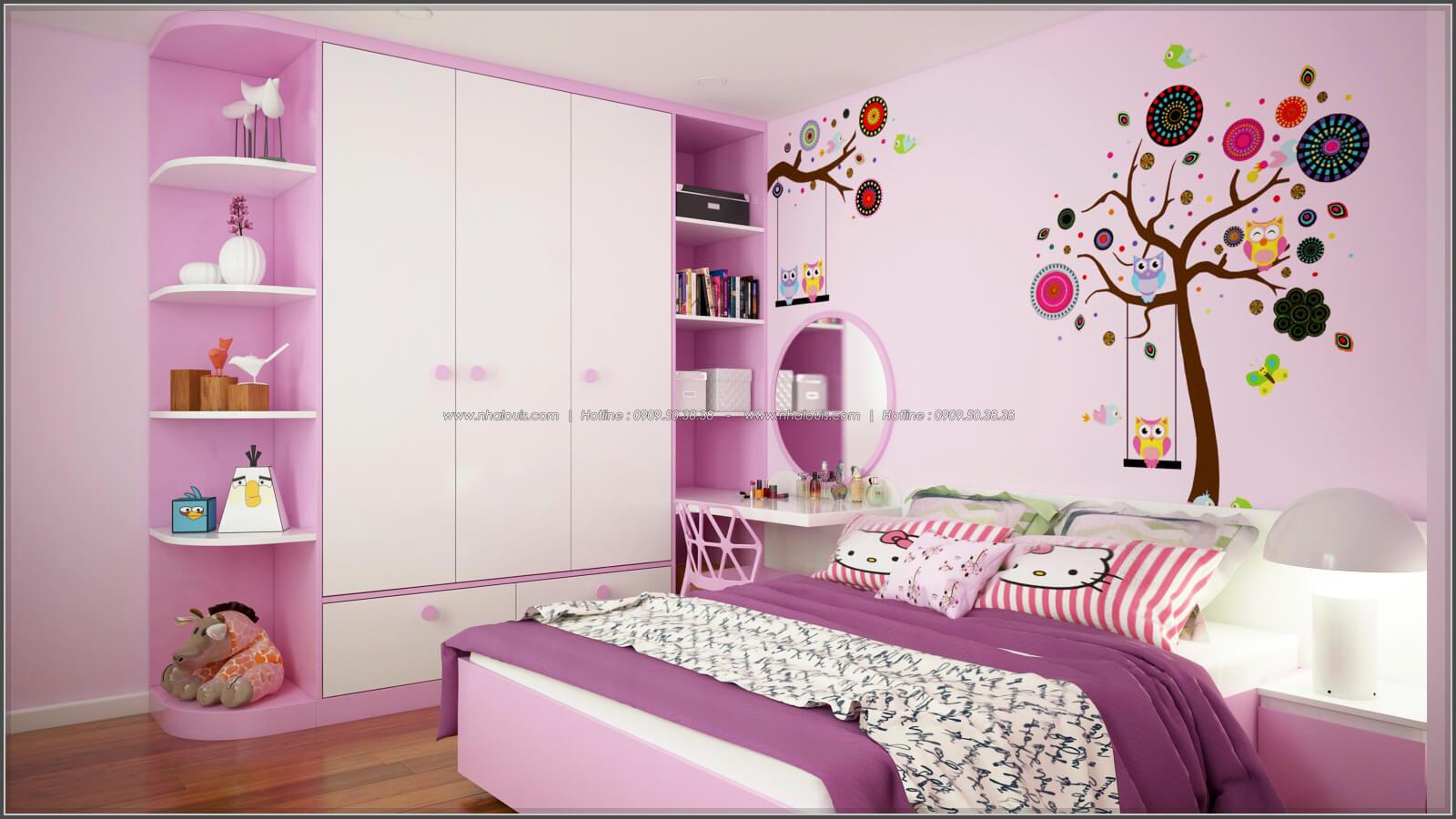 Phòng ngủ thiết kế phòng trọ 15m2 tại Quận Bình Thạnh - 14
