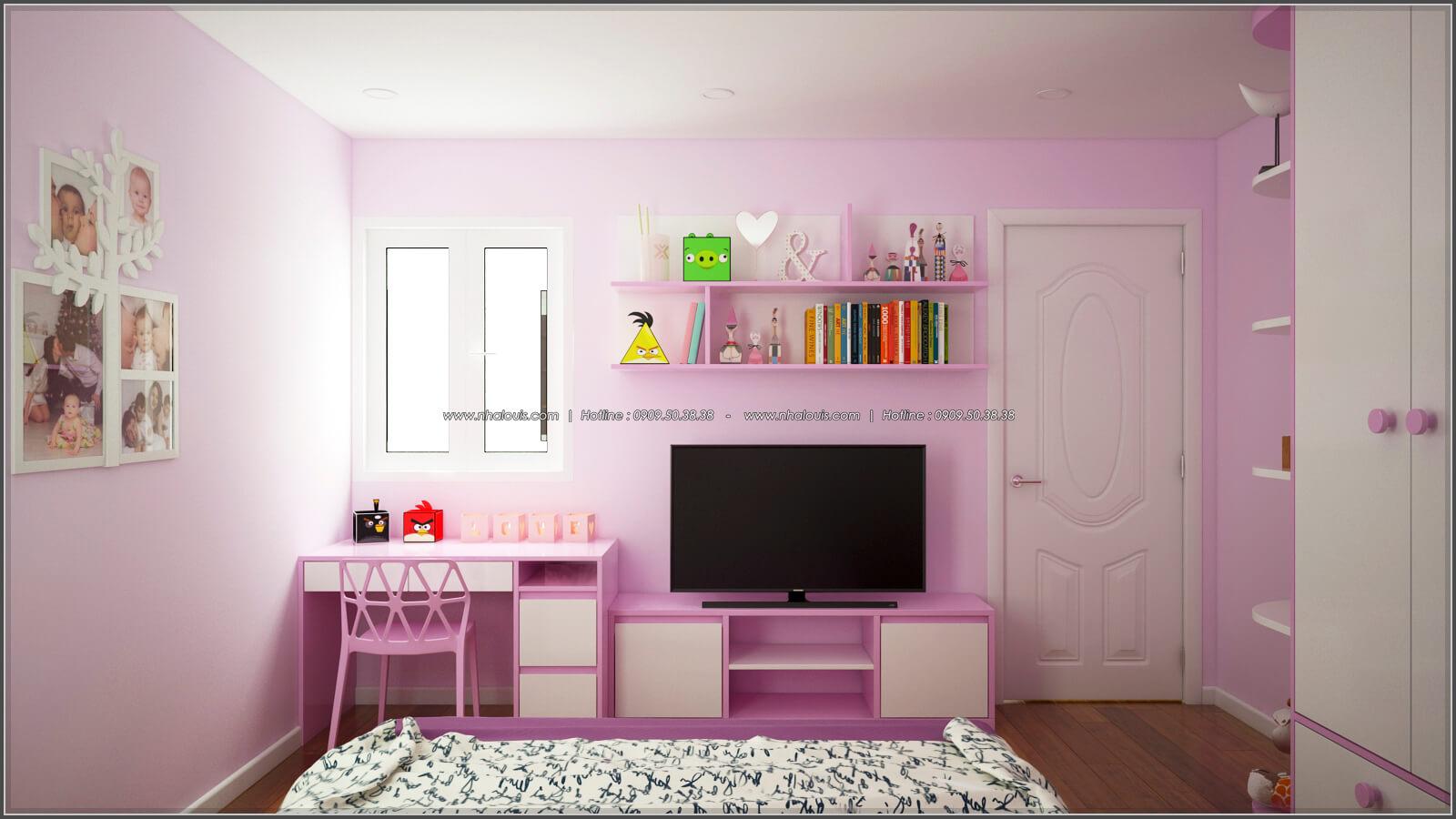 Phòng ngủ thiết kế phòng trọ 15m2 tại Quận Bình Thạnh - 15