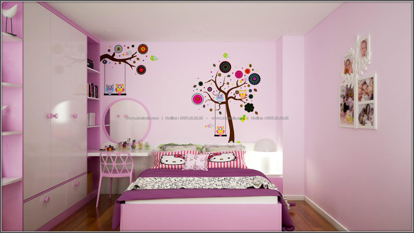 Phòng ngủ với thiết kế phòng trọ 15m2 tại Quận Bình Thạnh - 16