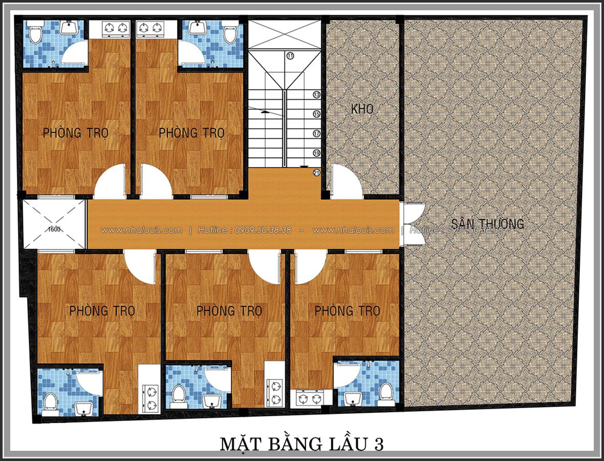 Đầu tư sinh lợi với thiết kế phòng trọ 15m2 tại Quận Bình Thạnh - 18