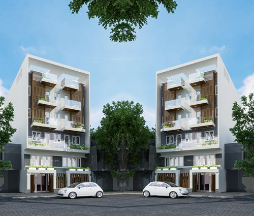 Đầu tư sinh lợi với thiết kế phòng trọ 15m2 tại Quận Bình Thạnh