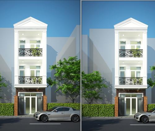 Đẹp hiện đại với thiết kế nhà phố 3 tầng tại Tân Bình - 27