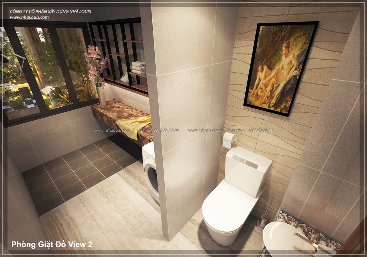 WC không gian xanh trong nhà tại Quận 7 - 57