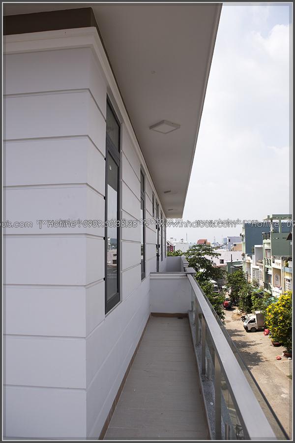Hoàn thiện nội thất biệt thự hiện đại 3 tầng tại quận 8