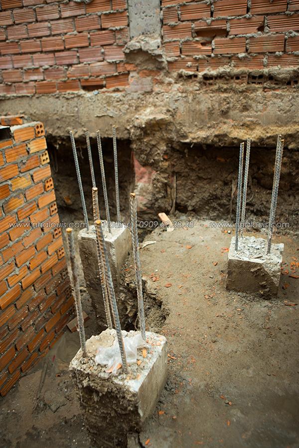 Khởi tạo nền móng vững chắc cho công trình nhà ống tại Tân Bình