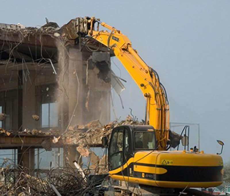 Lựa chọn nhà thầu tháo dỡ nhà cũ như thế nào là tốt nhất