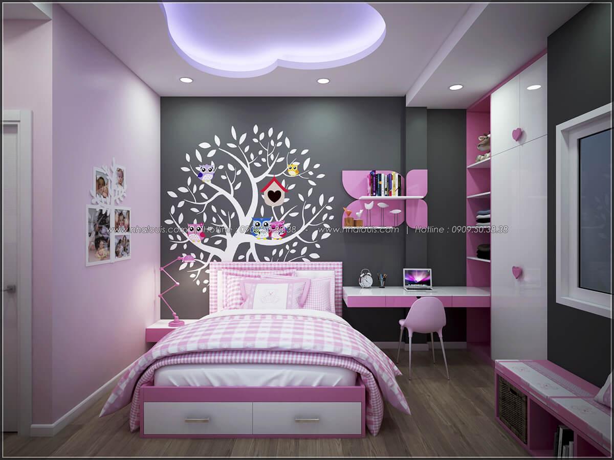 8 Ý tưởng trang trí phòng ngủ màu hồng dành riêng cho các nàng