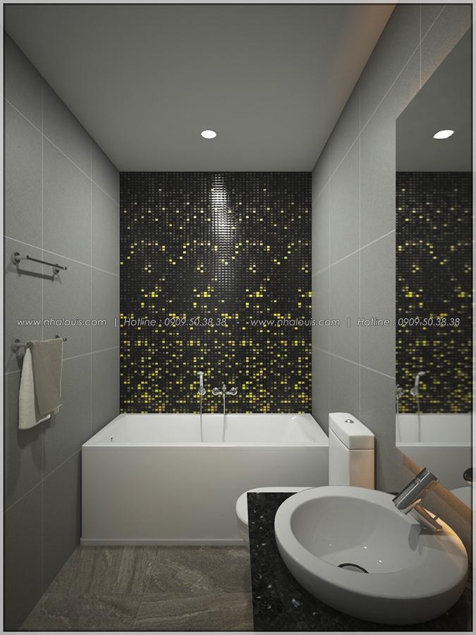 Ngắm nhìn thiết kế nội thất chung cư nhỏ tại Quận 5 đẹp tinh tế - 12