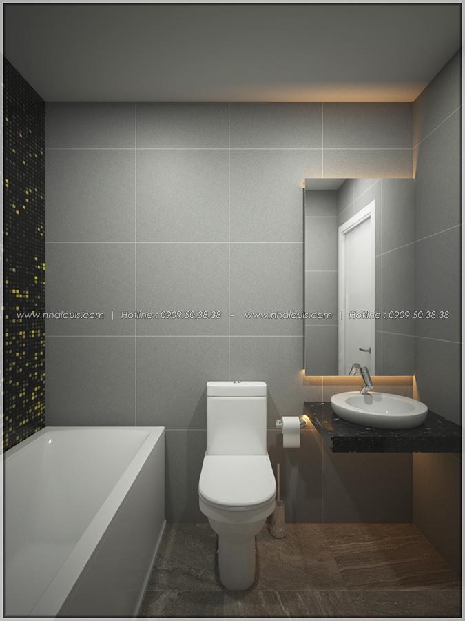 Ngắm nhìn thiết kế nội thất chung cư nhỏ tại Quận 5 đẹp tinh tế - 13