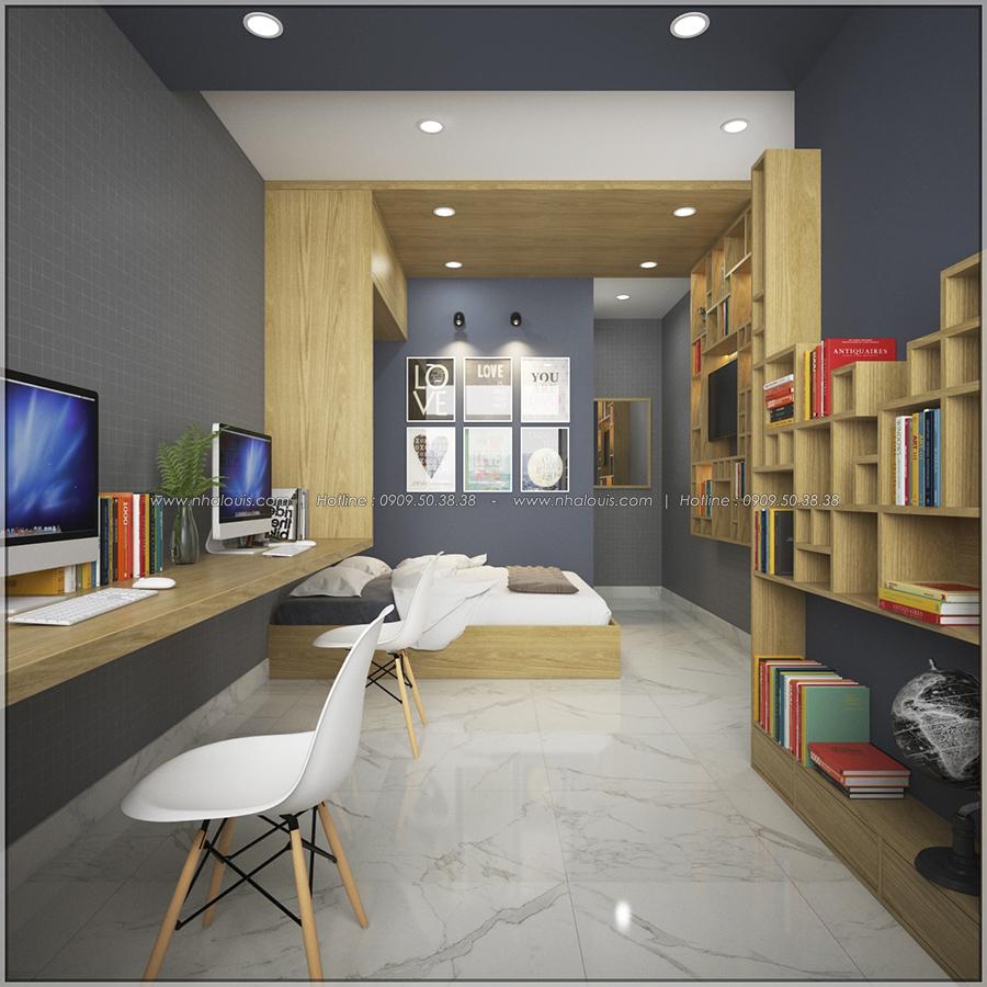 Ngắm nhìn thiết kế nội thất chung cư nhỏ tại Quận 5 đẹp tinh tế - 8