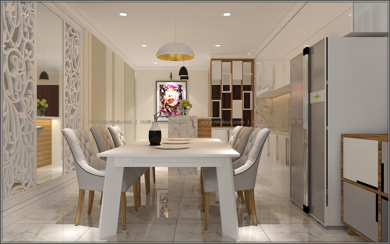 Ngắm nhìn thiết kế nội thất căn hộ Sunrise City đẹp sang trọng và tinh tế - 03