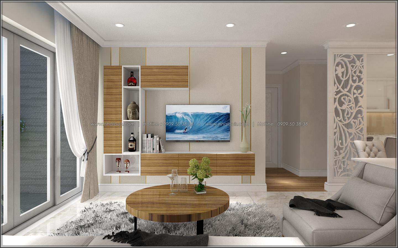 Ngắm nhìn thiết kế nội thất căn hộ Sunrise City đẹp sang trọng và tinh tế - 05