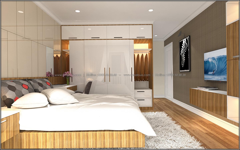 Ngắm nhìn thiết kế nội thất căn hộ Sunrise City đẹp sang trọng và tinh tế - 07