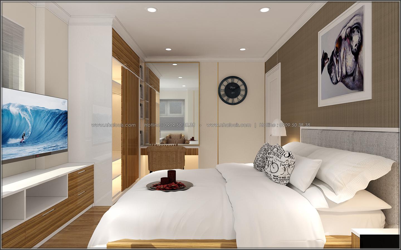 Ngắm nhìn thiết kế nội thất căn hộ Sunrise City đẹp sang trọng và tinh tế - 10