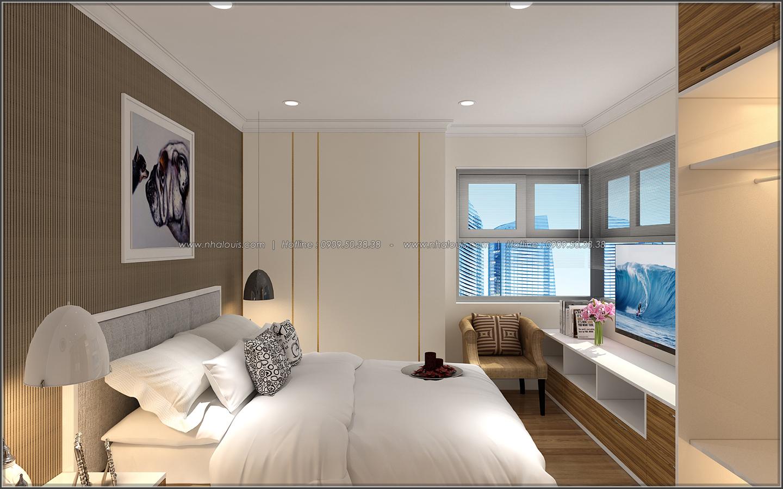 Ngắm nhìn thiết kế nội thất căn hộ Sunrise City đẹp sang trọng và tinh tế - 11