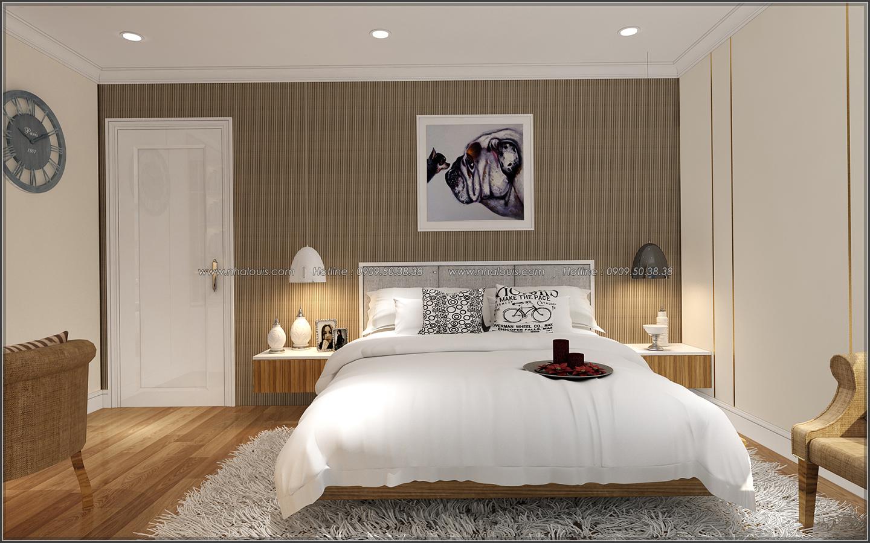 Ngắm nhìn thiết kế nội thất căn hộ Sunrise City đẹp sang trọng và tinh tế - 12