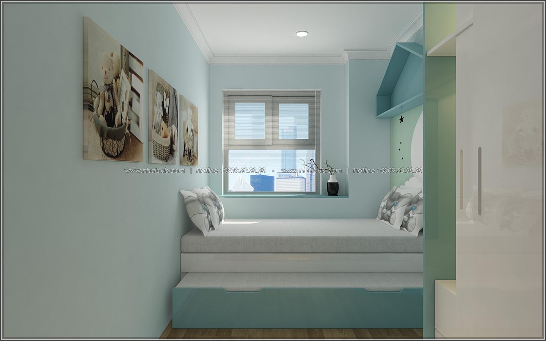 Ngắm nhìn thiết kế nội thất căn hộ Sunrise City đẹp sang trọng và tinh tế - 14